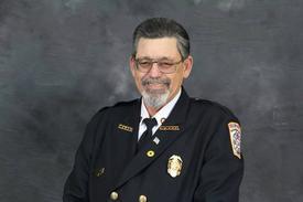 Charles W. Walker, President 2014 - 2015