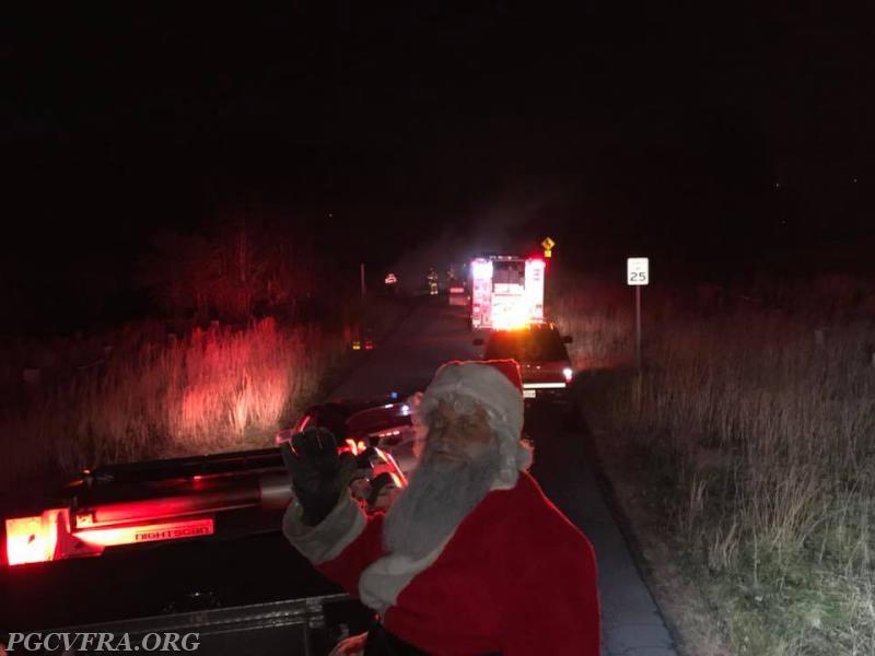 Brandywine Volunteer Fire Department
