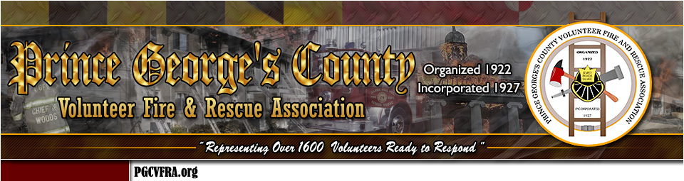 Prince George's County Volunteer Fire & Rescue Association